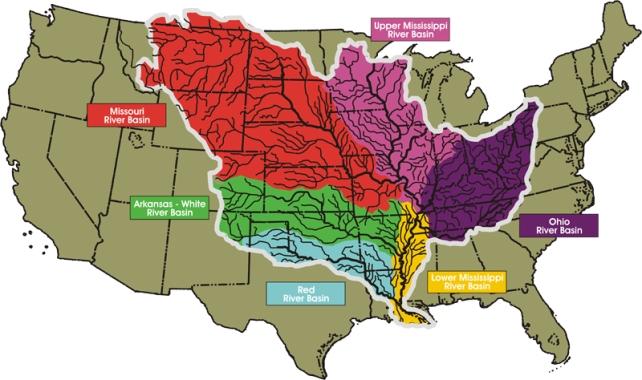 MRC Map